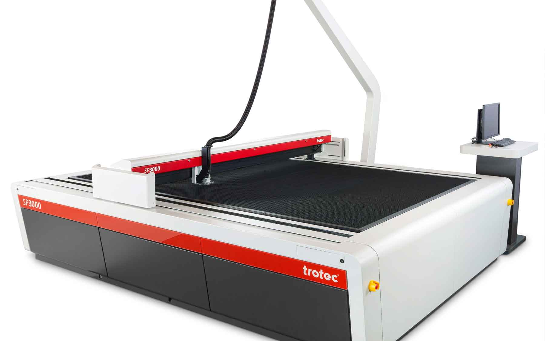 Trotec SP3000 Laser Cutting machine