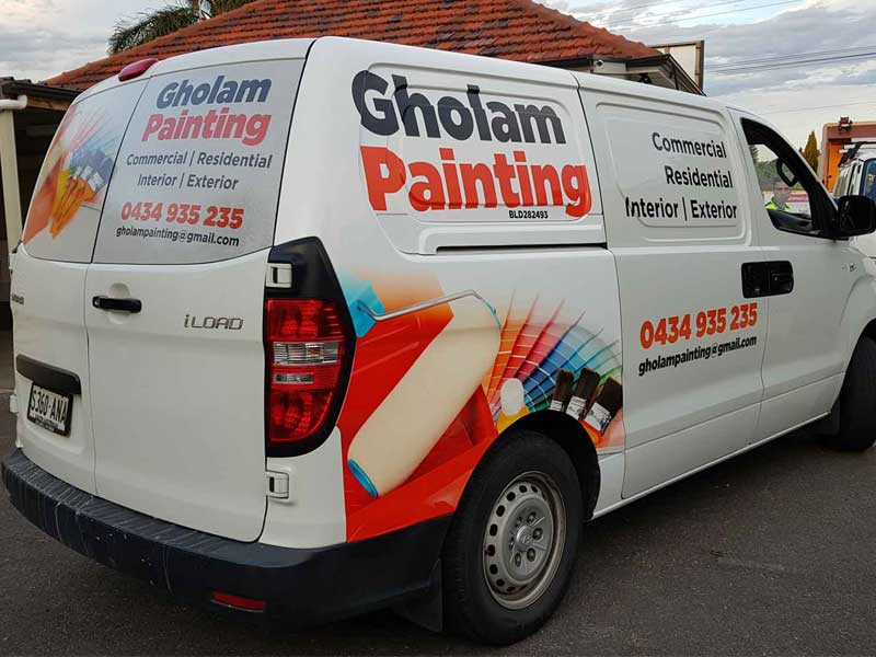 vehicle wrap services in adelaide