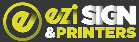 Ezi Signs and Printers Logo